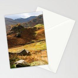 Castle Howe landscape Stationery Cards