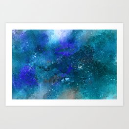 Abstract Background 328 Art Print