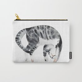Yoga cat Carry-All Pouch