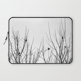 Birds on Branches Laptop Sleeve