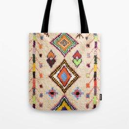 N15 - Oriental Traditional Bohemian Moroccan Artwork. Tote Bag
