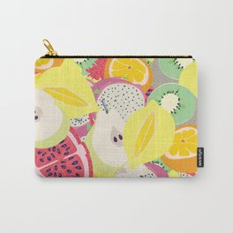 Sangria Carry-All Pouch