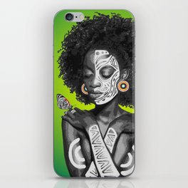 Nahla iPhone Skin