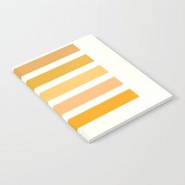 Sunburst Art Print Notebook