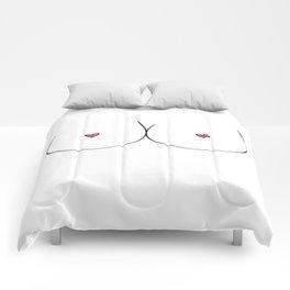 Free Boobs Comforters