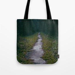 Green Sighs Tote Bag