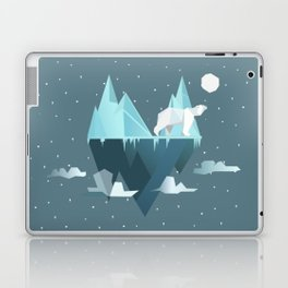 bear ice land Laptop & iPad Skin