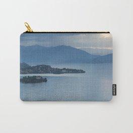 Majestic Lake Maggiore Carry-All Pouch