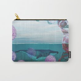 A Rising Tide Carry-All Pouch