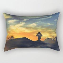 AZ Sunset Rectangular Pillow