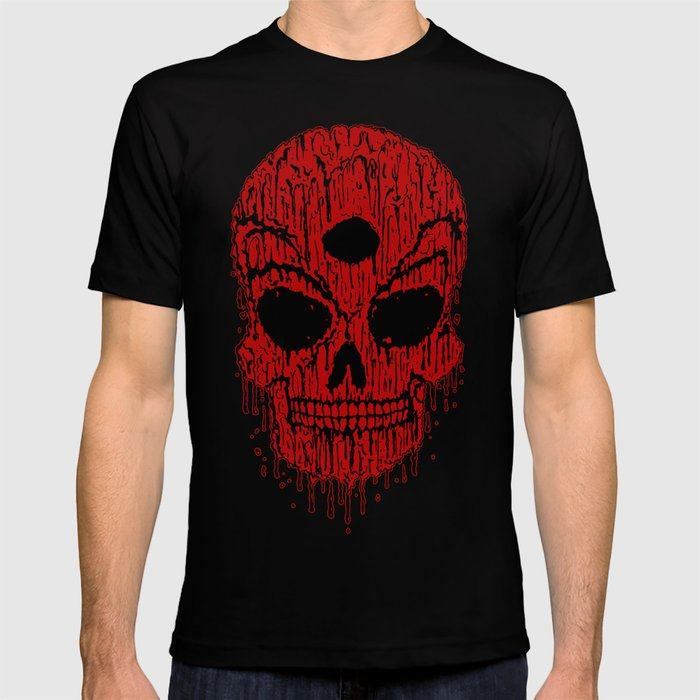 The Bloody Bloodskull of Blood T-shirt