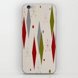 Diamonds Are Forever iPhone Skin