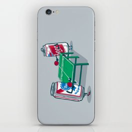 Beer Pong iPhone Skin