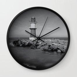 Lighthouse IV Wall Clock