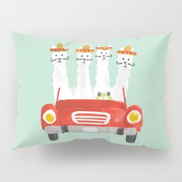 The four amigos Pillow Sham
