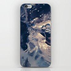 Ice Study iPhone & iPod Skin