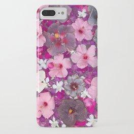 Hibiskiss Day Dreamer iPhone Case