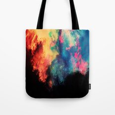 Painted Clouds V.I Tote Bag