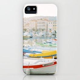 La Ciotat - Boats iPhone Case