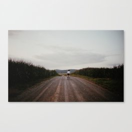 North Canvas Print
