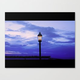 Glow of Mallory Canvas Print