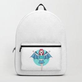 Vampiric Girl Backpack