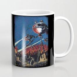 War of the Worlds 1 Coffee Mug
