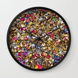 Lovelocked #4 Wall Clock