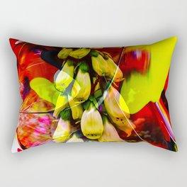 Abstract - perfection 48 Rectangular Pillow