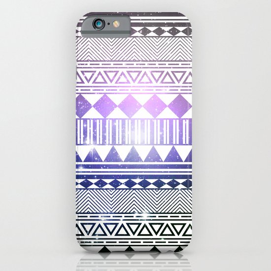 galaxy navajo tribal pattern iPhone & iPod Case