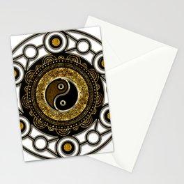Geometry Balance Life Mandala Stationery Cards