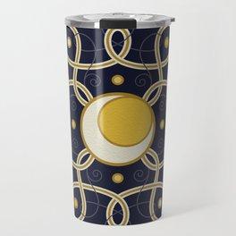 Celestial Convergence Travel Mug