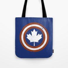 Captain Canada Tote Bag
