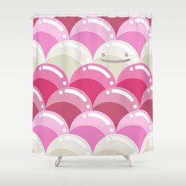 Bubbles! Shower Curtain