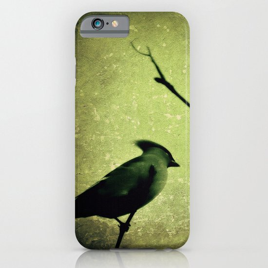 Waxwing iPhone & iPod Case