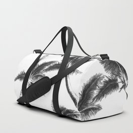 Palm Trees from Below Duffle Bag