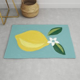 Meyer Lemon Rug