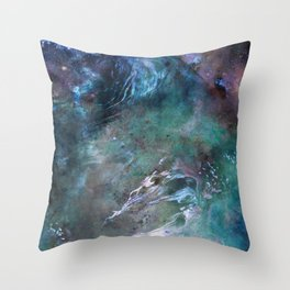 γ Seginus Throw Pillow
