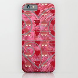Valentine Heart Design  iPhone Case