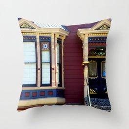 Heads Up Throw Pillow