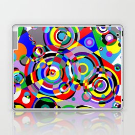 Raindrops by Bruce Gray Laptop & iPad Skin