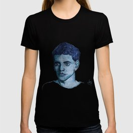 Head of Lou Reed T-shirt