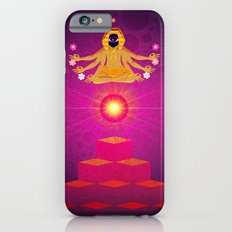 Flowers from Beyond Slim Case iPhone 6s