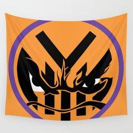 Angry Knickerbocker  Wall Tapestry