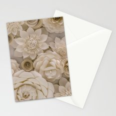 Paper Bouquet Stationery Cards