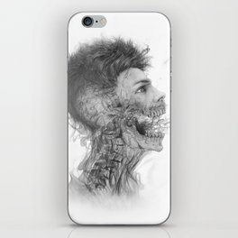 Absence iPhone Skin