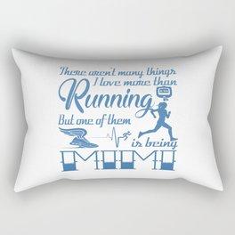 Running Mimi Rectangular Pillow