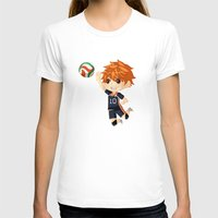 haikyuu T-shirts featuring Haikyuu!! by Nozubozu