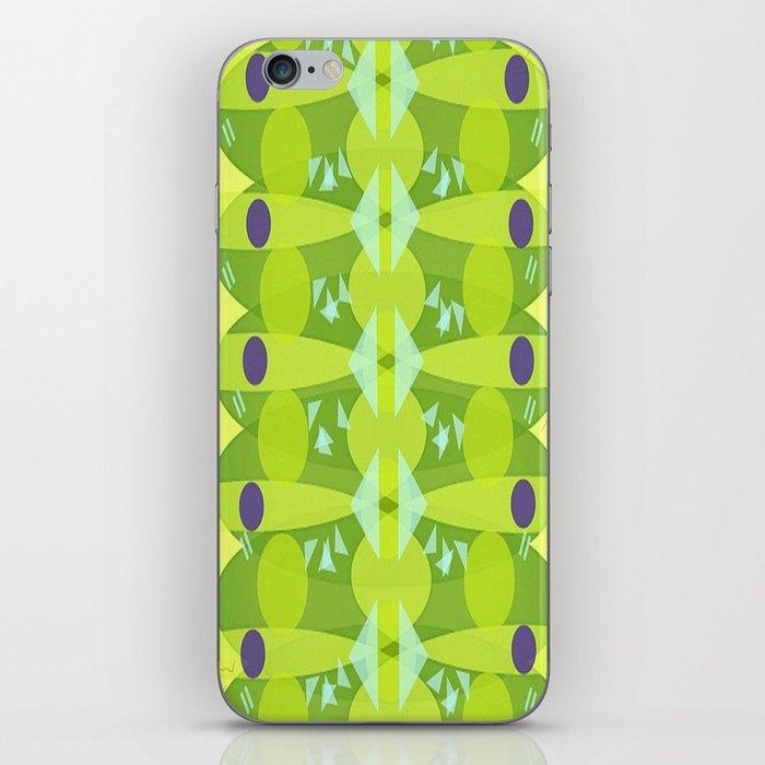 Chinese fish iPhone Skin