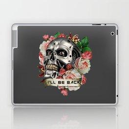 I'll Be Back Laptop & iPad Skin